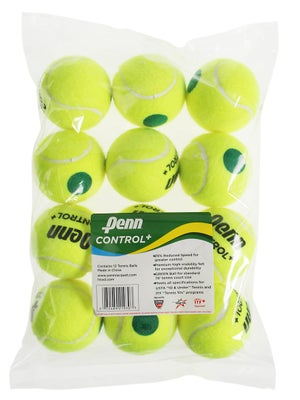 Penn Control Plus Green Dot Balls 72 Ball Case