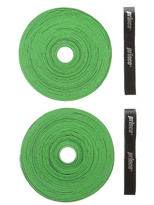 Prince DryPro 30 Pack Overgrip Green