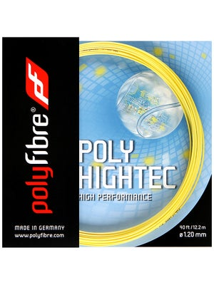 Polyfibre Poly Hightec 17/1.20 String