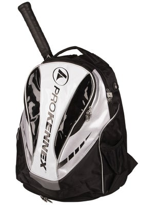 ProKennex QSeries Tennis Bk/Silver Back Pack