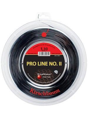 tennis warehouse kirschbaum pro line ii 16 string reel black review. Black Bedroom Furniture Sets. Home Design Ideas