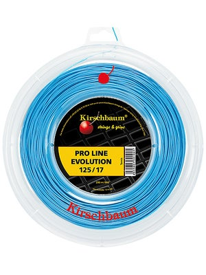 Kirschbaum Pro Line Evolution 17 (1.25) String Reel