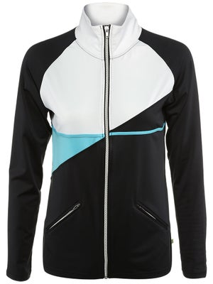 Pure Lime Women's Center Court Jacket