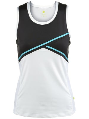 Pure Lime Women's Center Court Tank