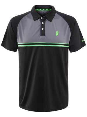 Prince Men's Fall Stripe Polo