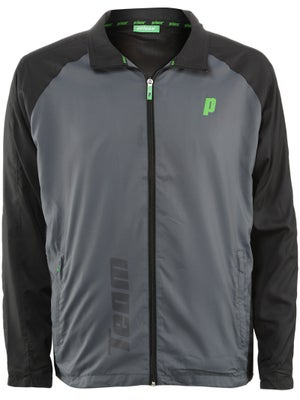 Prince Men's Fall Warm-Up Jacket