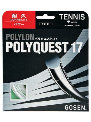 Gosen PolyQuest 17 String