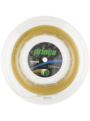 Prince Premier Power 16 Natural 330' String Reel
