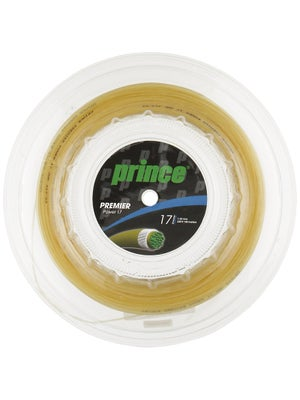 Prince Premier Power 17 Natural 330' String Reel
