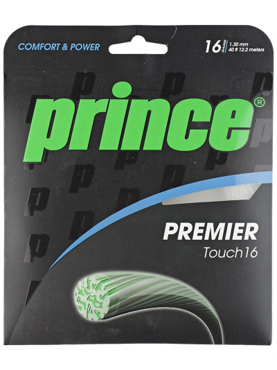 Prince Premier Touch 15L Clear 330' String Reel