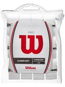 Wilson Pro Overgrip 12 Grip Pack White