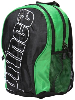 Prince Racq Pack Lite Back Pack Bag Black/Green