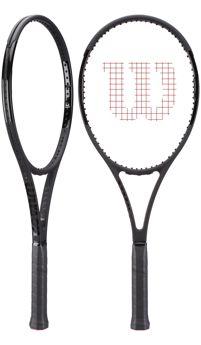 Wilson Pro Staff >> Wilson Pro Staff 97 Black Racquet