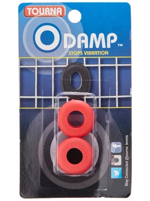 Pete Sampras Tourna Vibration Dampener Red (2 pack)
