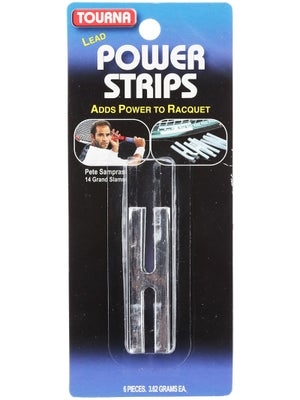Pete Sampras Power Strips
