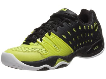 Prince T22 Black/Electric Green Men's Shoe