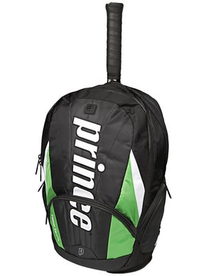Prince Tour Team Green Back Pack Bag