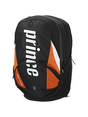 Prince Tour Team Orange Backpack Bag