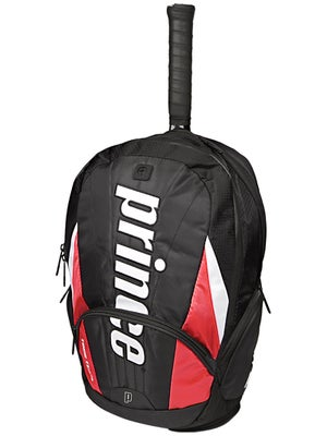 Prince Tour Team Red Back Pack Bag