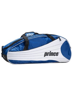 Prince Victory Royal Blue/White 6 Pack Bag