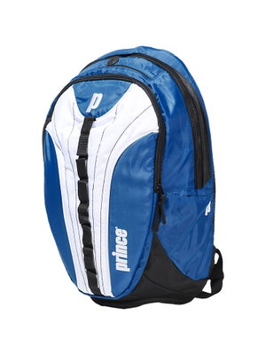 Prince Victory Royal Blue/White Back Pack Bag
