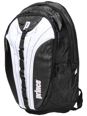 Prince Victory Black/White Back Pack Bag