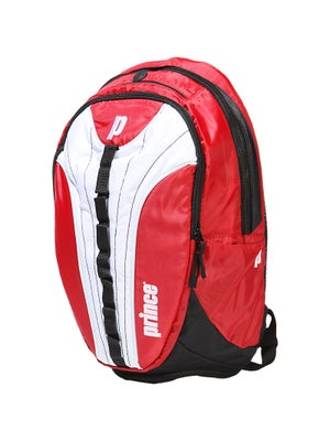 Prince Victory Red/White Back Pack Bag