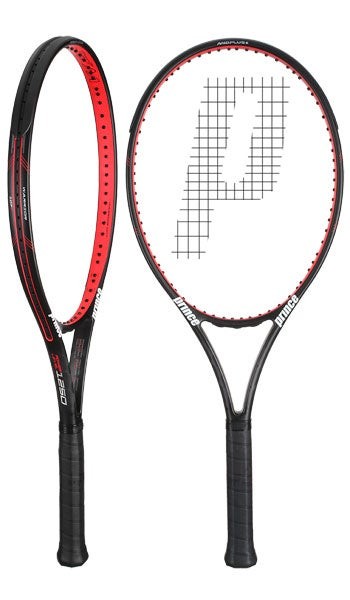 Prince Textreme Warrior 107T Racquets