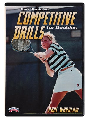 Paul Wardlaws Competitive Drills For Doubles