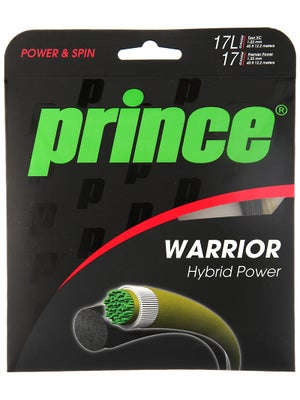 Prince Warrior Hybrid Power 17 String