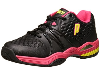 Prince Warrior Black/Pink Women's Shoes