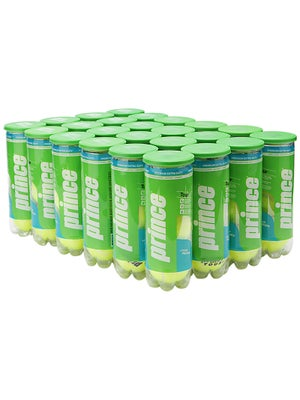 Prince TOUR Extra Duty Tennis Balls 24 Can Case