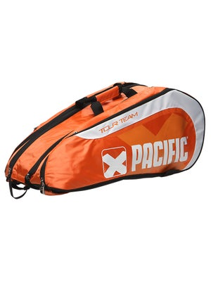 Pacific X Team Pro Orange Racquet Bag 2XL
