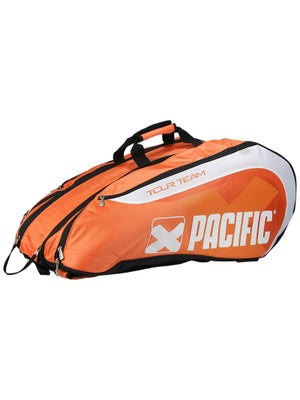 Pacific X Team Pro Orange Racquet Bag 2XL Thermo