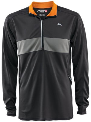 Quiksilver Men's Fall Traverse 1/4 Zip Top