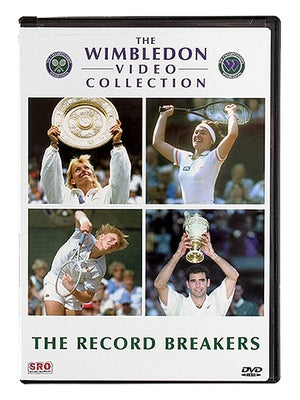 Wimbledon - Record Breakers DVD