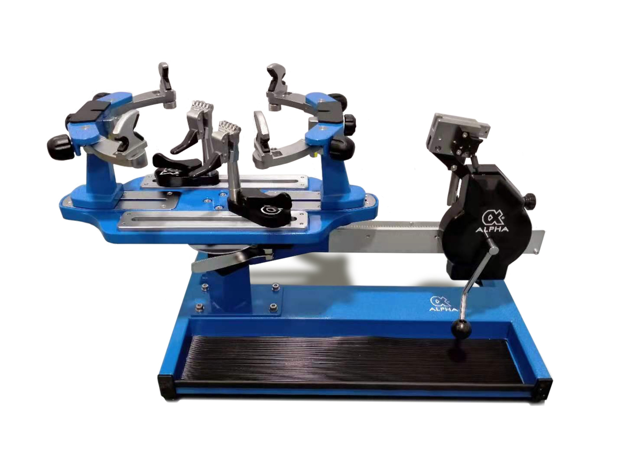 alpha pioneer dc stringing machine