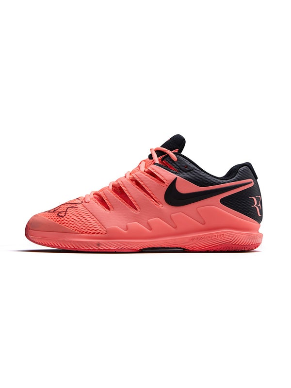 website for discount latest selection of 2019 detailed look Roger Federer Autographed AO 2018 Left Shoe - Worn