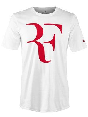 the best attitude da05b 4bcd6 Product image of Roger Federer RF Foundation Large Logo Nike T-Shirt
