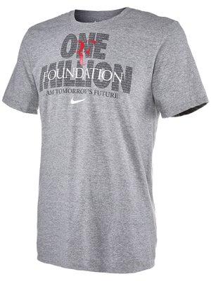 362fb703 Product image of Roger Federer RF Foundation One Million Nike T-Shirt