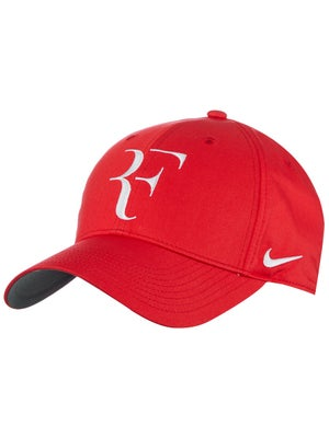 Product image of Roger Federer RF Foundation Nike Hat - Red 38d63a3f837