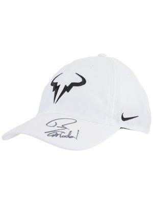 796d1bb87 Rafa Nadal Autographed 2019 Hat White (New)