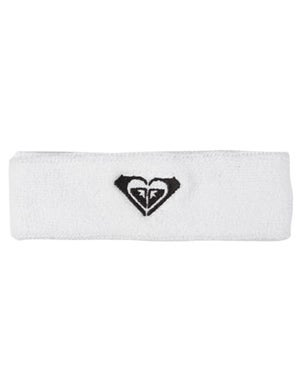 Roxy Headband White