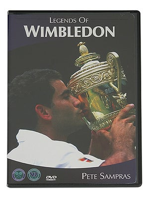 Wimbledon - Legends Pete Sampras DVD