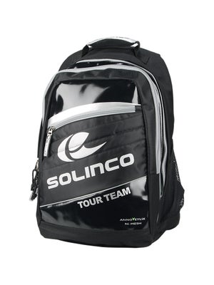 Solinco Backpack Bag Black/Silver