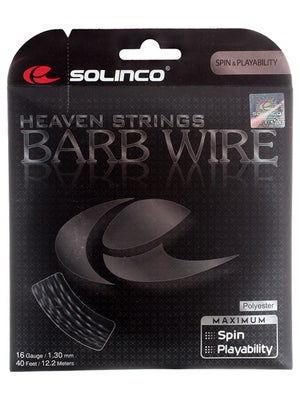 Solinco Barb Wire 16 String
