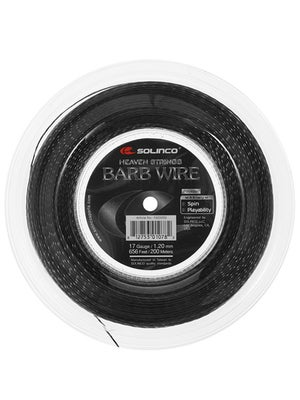 Solinco Barb Wire 17 String Reel