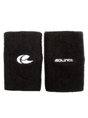 Solinco Double Wide Wristband Black