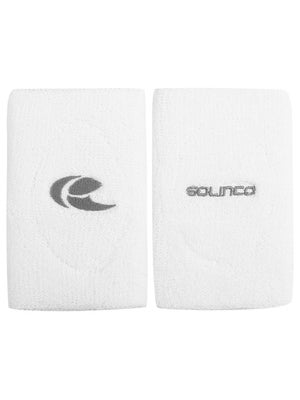 Solinco Double Wide Wristband White