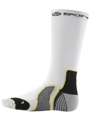 Skins Essentials Midweight Compression Socks White